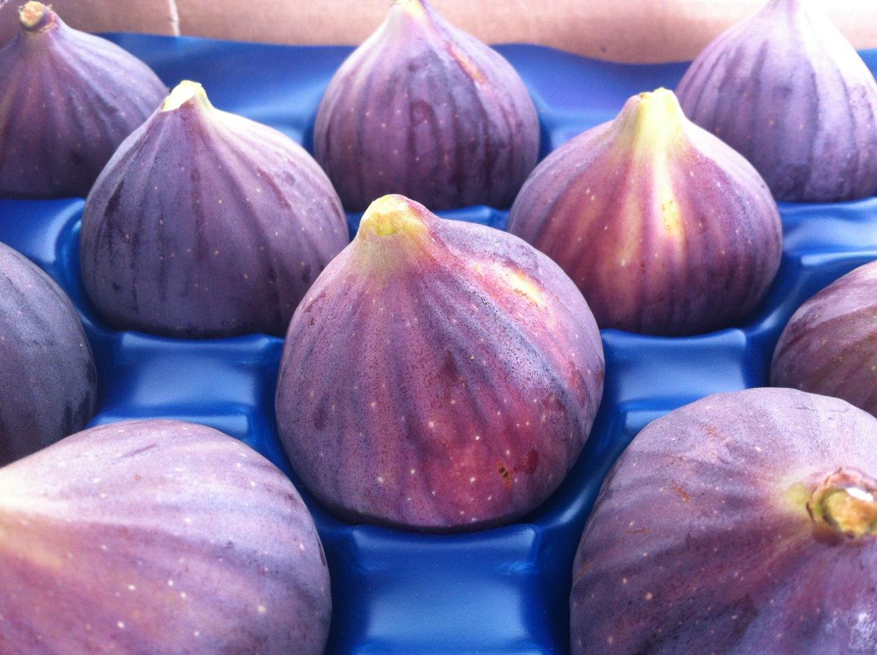 how to prepare fresh figs