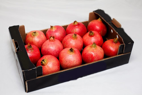 12 size pomegranates
