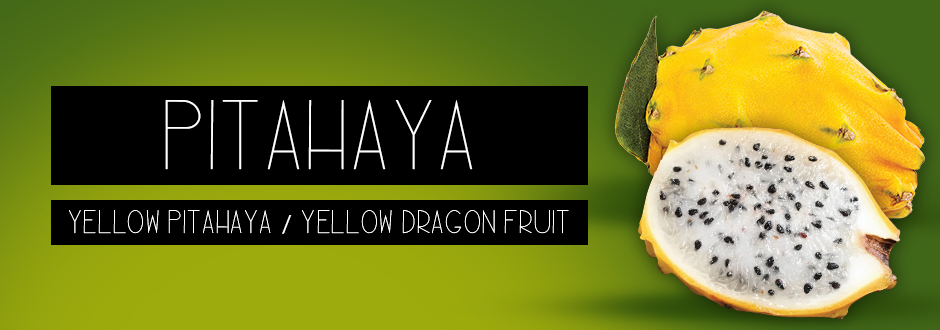 yellow pitahaya hong kong