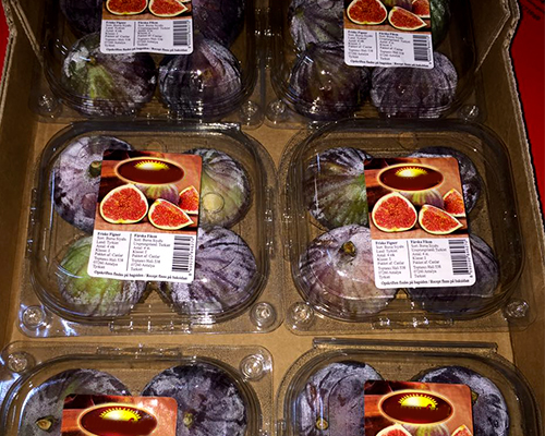 fresh figs 4 pcs
