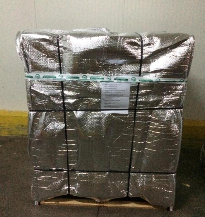 cherry shipment over
